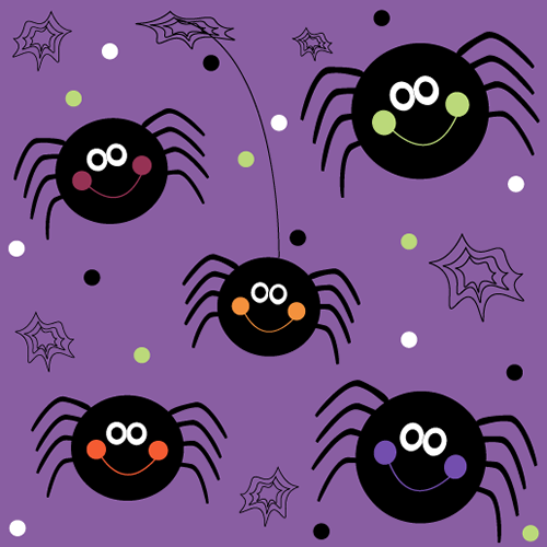 Spider Background