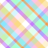 Pastel Plaid Background