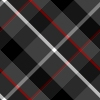 Black and Red Plaid Background