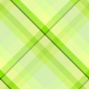 Lime Green Plaid Background