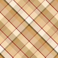 Brown Plaid Background