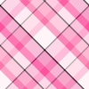 Pink and Black Plaid Background