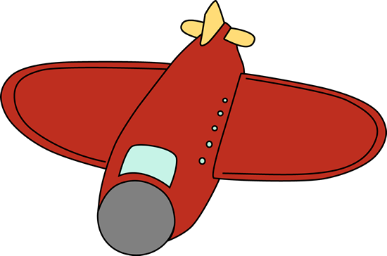 Big Red Airplane