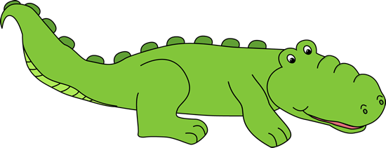 Big Alligator Clip Art - Big Alligator Image