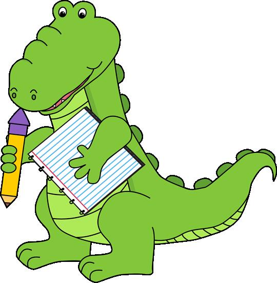 School Alligator