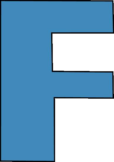 blue alphabet letter f clip art blue alphabet letter f image Free Valentine Hearts Valentine Clip Art Free Printable