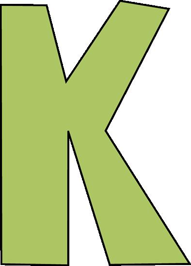 green letter k clip art green letter k image rh mycutegraphics com letters clipart letter c clipart