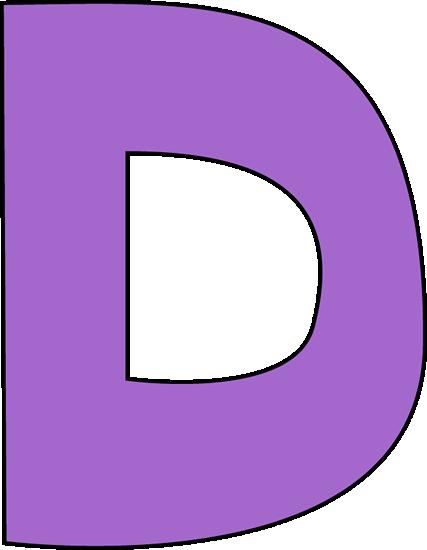 ��.d:-a:+�_PurpleLetterDClipArt-PurpleLetterDImage