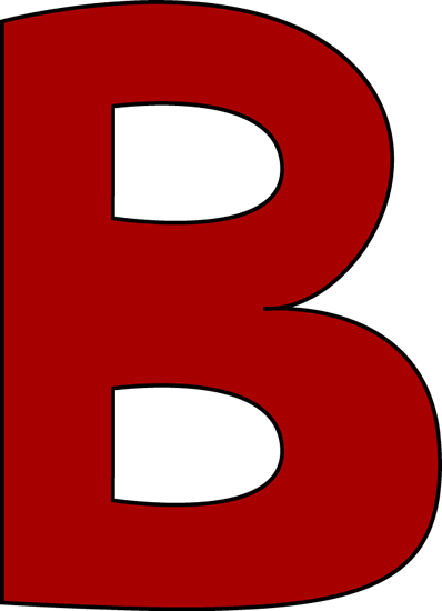 Red Letter B
