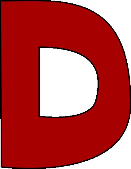 red letter d clip art red letter d image rh mycutegraphics com free letter d clipart fancy letter d clipart