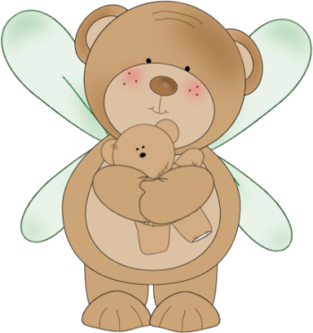 Angel Bear Hugs