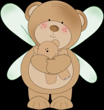 Angel Bear Hugs