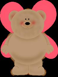 Chubby Fairy Bear