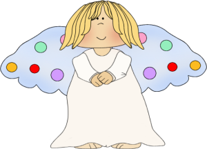 Colorful Angel