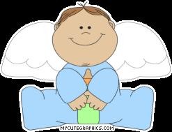Little Boy Angel