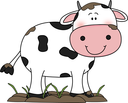 Cow in the Mud