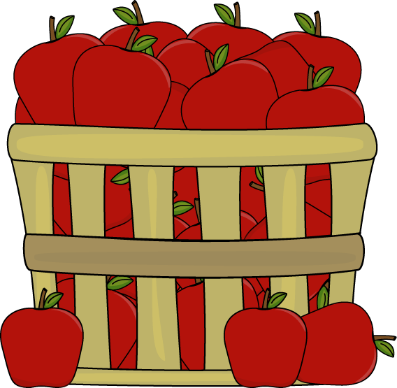 Clip Art Apples Clip Art apple clip art images apples in a basket