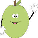 Green Apple Waving