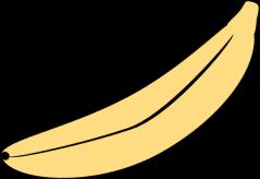 Unpeeled Banana