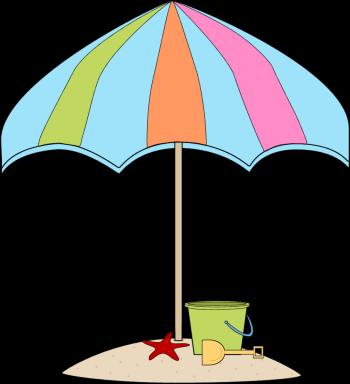 Summer Sand Clip Art