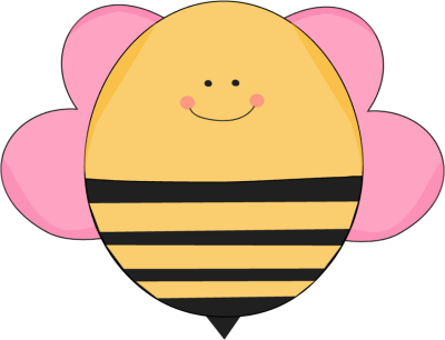 Chubby Pink Wing Bee