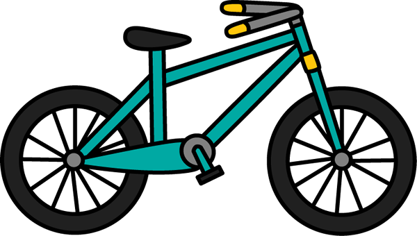 Teal Bicycle
