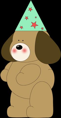 Birthday Dog Party Hat