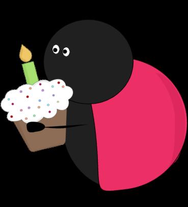 Birthday Ladybug