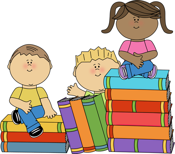 clipart pictures of books - photo #12