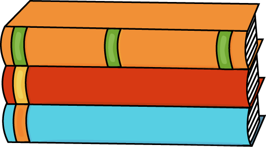 Stack of Three Books