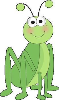 Grasshopper Sitting