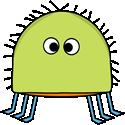 Hairy Green Bug