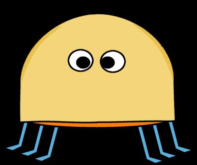 Yellow Hairy Bug