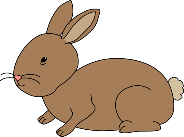 Rabbit clipart - photo#9