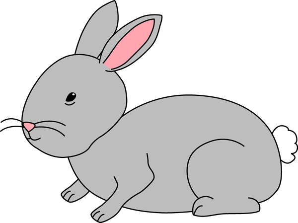 Rabbit clipart - photo#10