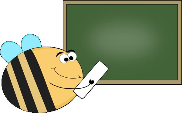 Bee Chalkboard