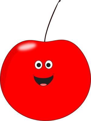 Clip Art Cherry Clip Art cherry clip art images cute smiling cherry