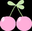 Pink Cherries