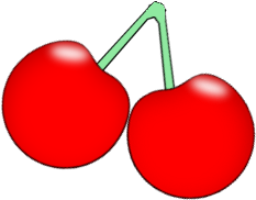 Clip Art Cherries Clipart cherry clip art images two cherries