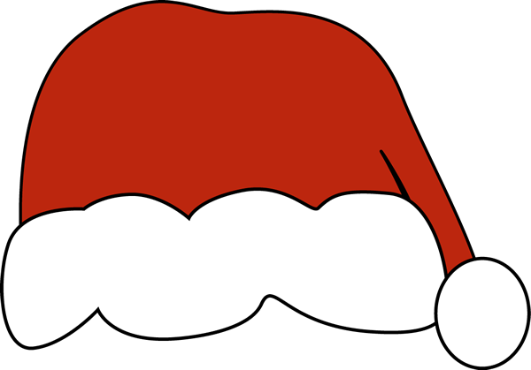 big red santa hat clip art big red santa hat image rh mycutegraphics com free clipart santa hats microsoft clipart santa hat