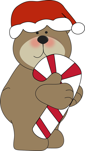 Christmas Brown Bear