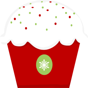 Christmas Cupcake
