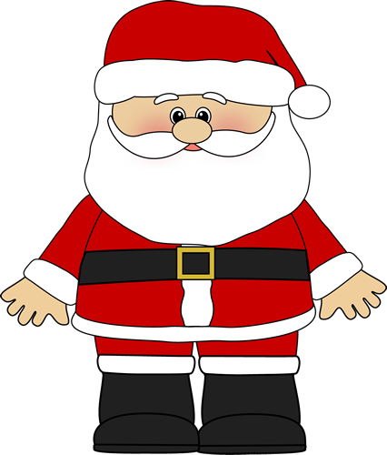 free clip art father christmas - photo #3