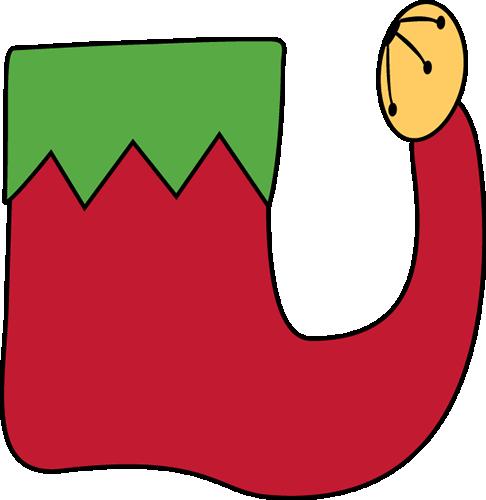 Single Elf Shoe