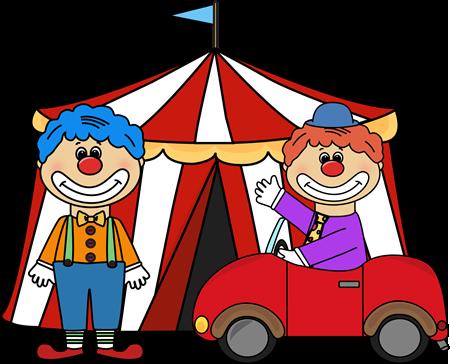 Circus Theme Clip Art