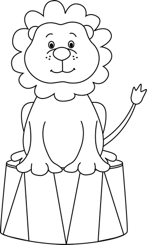circus lion png - photo #34