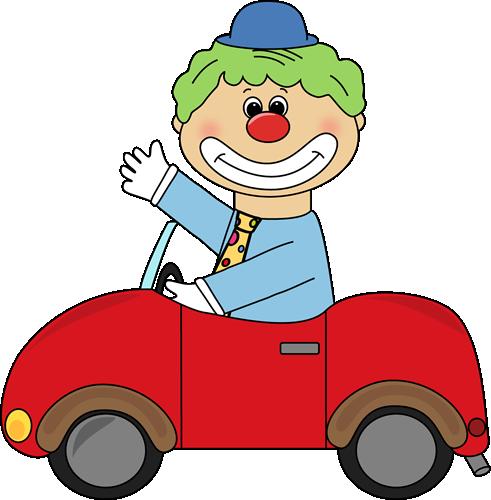 Clown in a Clown Car