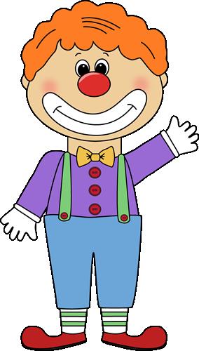 clipart of clown - photo #50
