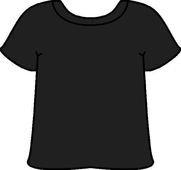 Black Tshirt Clip Art Black Tshirt Image