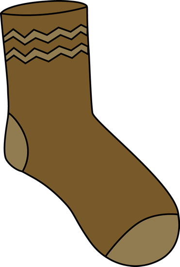 Brown Sock